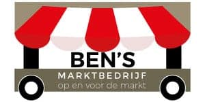 prescriptio marketing reclame media: Ben's Marktbedrijf (op - en voor de markt)