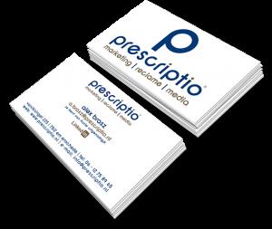 prescriptio marketing reclame media: Grafisch ontwerp